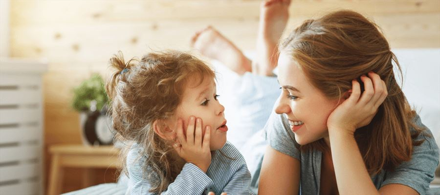 Involvement of Mother crucial for raising a child